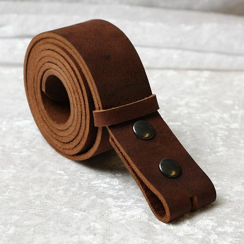 wechselg rtel aus b ffelvollleder marron breite 4cm. Black Bedroom Furniture Sets. Home Design Ideas