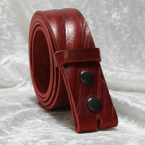 wechselg rtel aus vollrindleder master lux rot breite 4cm. Black Bedroom Furniture Sets. Home Design Ideas